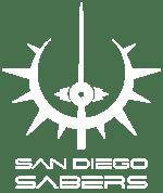 San Diego Sabers logo